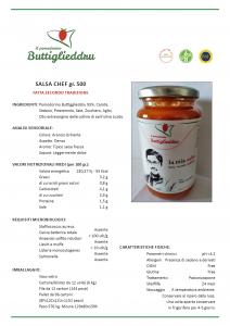 Passata Salsa Chef - 500gr