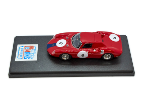 Ferrari 250/275 Lm Lourenco Marques 3 Hours #6 R. Fielding 1/43 MG Model