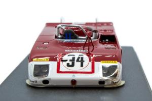 Alfa Romeo 33Tt3 M Sebring 12 Hours 1972 #34 DeAdamich Galli 1/43 Mg Model