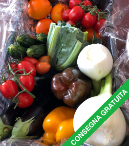Cassetta Mix Frutta e Verdura circa 5,8 Kg