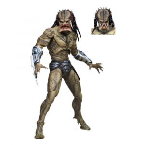 *PREORDER* Predator 2018 Deluxe Ultimate: ASSASSIN PREDATOR (UNARMORED) by Neca