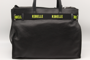 REBELLE Borsa Daphne Handbag Nero