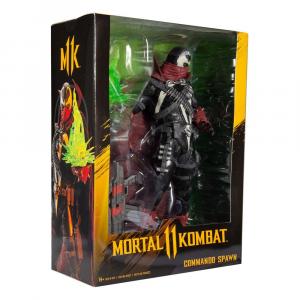 Mortal Kombat 11: COMMANDO SPAWN – DARK AGES SKIN by McFarlane Toys