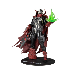 *PREORDER* Mortal Kombat 11: COMMANDO SPAWN – DARK AGES SKIN by McFarlane Toys