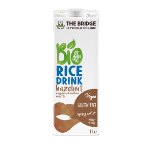 BIO RICE DRINK NOCCIOLO 1000ML