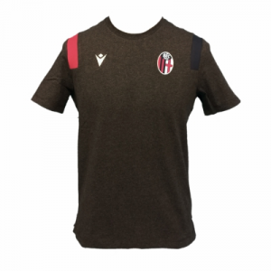 T-SHIRT COTONE TRAVEL STAFF 2020/21 (Adulto) Bologna Fc