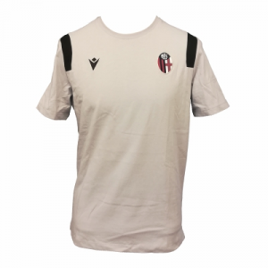 T-SHIRT COTONE TRAVEL PLAYER 2020/21 (Adulto) Bologna Fc
