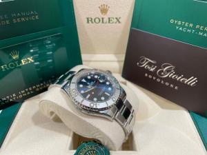 Rolex Yacht - Master 126622 Blue