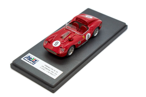 Ferrari 250 Tr 59 12H Sebring 1961 #9 P. Lovely J. Nethercutt Ltd 150 1/43 Jolly Model