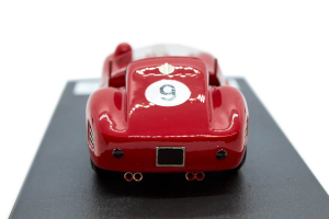 Ferrari 250 Tr 59 12H Sebring 1961 #9 P. Lovely J. Nethercutt Ltd 150 1/43 Jolly Model