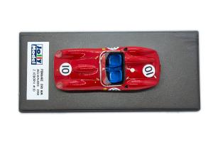 Ferrari 290 Mm Milwaukee 1958 J. Kiborn #10 Ltd 117 1/43 Jolly Model