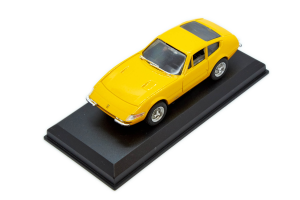Ferrari Daytona Coupé Giallo 1/43 Top Model Collection Made in Italy