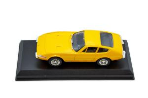 Ferrari Daytona Coupé Giallo 1/43 Top Model Collection Made in Italy