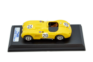 Jaguar C-type LM 53 Yellow 1/43 Top Model Collection Made in Italy