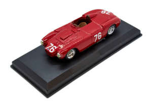 Lancia D24 Winner Targa Florio #76 1/43 Top Model Collection Made in Italy
