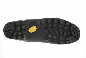 2090 MOUNTAIN PRO EVO GTX RR   -   Botas de alpinismo    -   Black/Orange