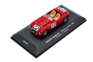 Ferrari 166Mm No.22 Winner Le Mans 1949 1/43 Ixo