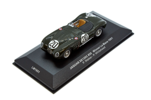 Jaguar XK 120c N.20 Winner Le Mans 1951 1/43 Ixo