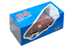 Ferrari 375 Plus #4 1954 1/43 Ixo