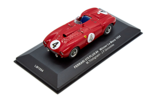Ferrari 375 Plus #4 1954 1/43 Ixo