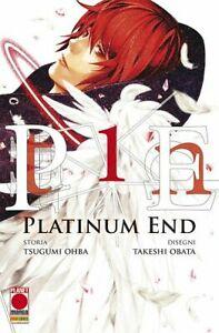 Platinum End 1-5