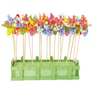 Girandole colorate Espositore Display 24 pezzi
