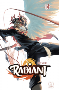 Radiant 14 ed. j-pop