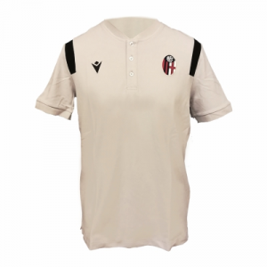 POLO COTONE TRAVEL PLAYER 2020/21 (Adulto) Bologna Fc