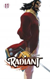 Radiant pack 3° arco narrativo vol 11-14