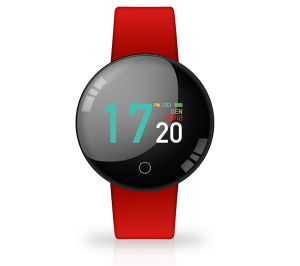 TECHMADE Smartwatch Joy Collection - Red