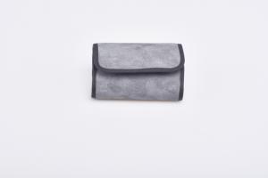 Borsellino in camoscio grigio