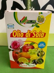 OLIO DI SOIA 250ml