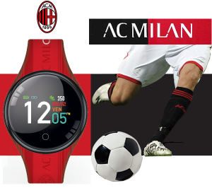 TECHMADE Smartwatch Football Collection - Milan