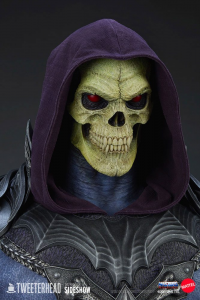 *PREORDER* Masters of the Universe Life Size Bust: SKELETOR LEGENDS 1/1 by Tweeterhead