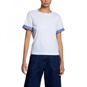 T-shirt donna FAY NPWB2425840RVRB001 -21