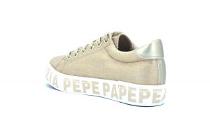 Sneaker platform logata