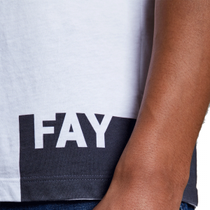 T-shirt uomo FAY FAY NPMB3421310SHOB001 -21