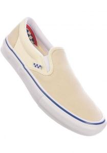Vans Skate Slip-on Off White Pop Cush