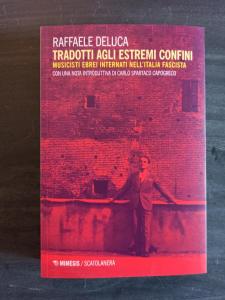 Tradotti agli estremi confini - Musicisti ebrei internati nell'Italia fascista