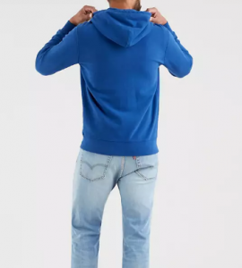 Felpa uomo LEVI'S ORIGINAL ZIP UP