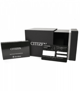 Orologio uomo Citizen collezione Lady Super Titanio 1640 Eco Drive