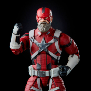 *PREORDER* Marvel Legends Black Widow: RED GUARDIAN & MELINA by Hasbro