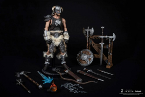 *PREORDER* The Elder Scrolls V Skyrim: DRAGONBORN DELUXE EDITION 1/6 by Pure Arts
