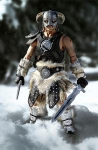 *PREORDER* The Elder Scrolls V Skyrim: DRAGONBORN STANDARD EDITION 1/6 by Pure Arts
