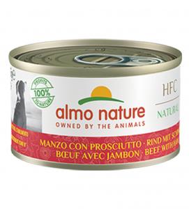 Almo Nature - HFC Dog - Adult - Natural - 95g x 24 lattine