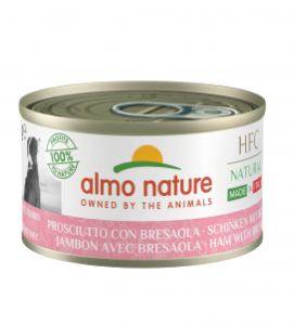 Almo Nature - HFC Dog - Adult - Natural - Made in Italy - 95g x 6 lattine