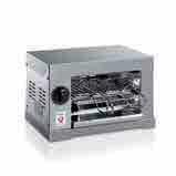 Toaster Portofino 2 Stainless steel Pliers, W 1600