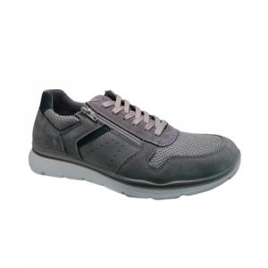 Sneakers Uomo IMAC 702110 ASFALTO 7647/009 BLU  -10