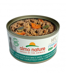 Almo Nature - HFC Dog - Adult - Complete - Made in Italy - 95g x 6 lattine