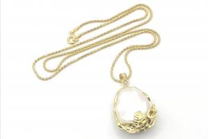 Collana perla barocca